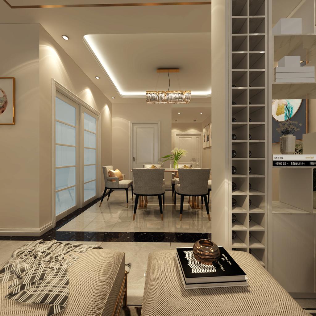 轻奢室内设计