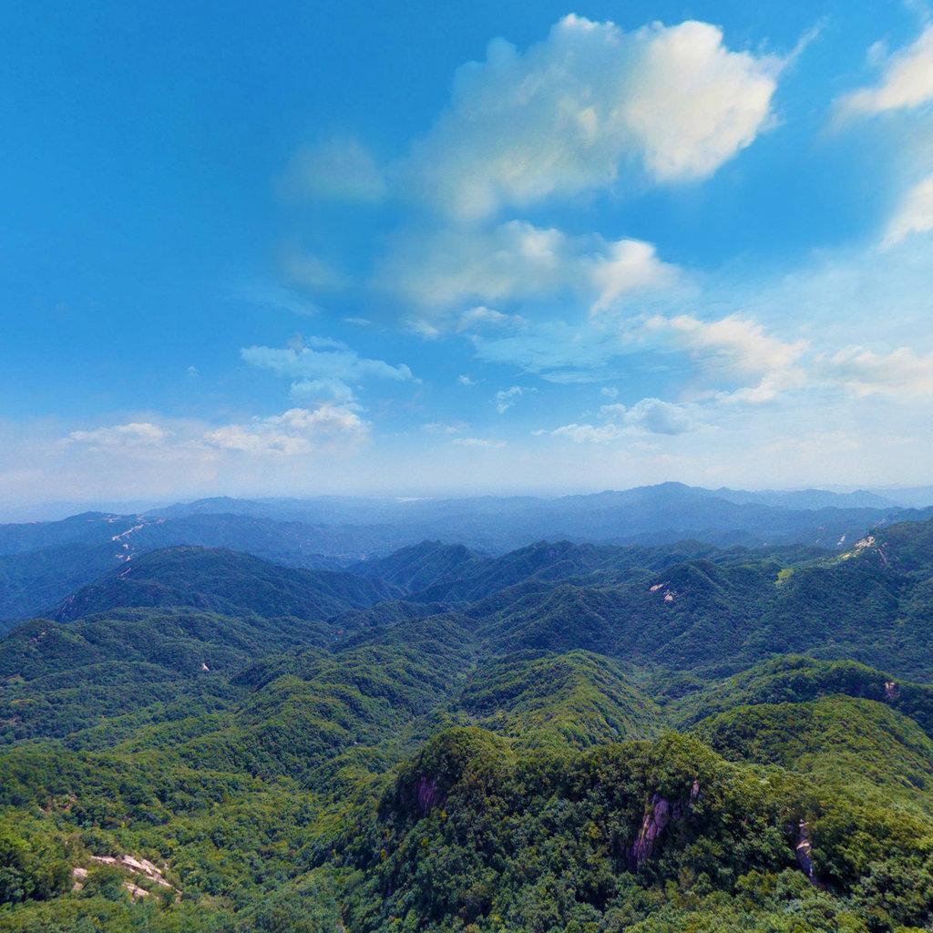 五朵山景区